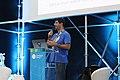 Rodrigo Padula - Palestra sobre a Wikipédia - Campus Party Brasil 2016.jpg