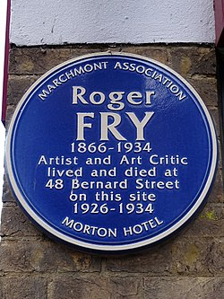 Roger fry (marchmont association)