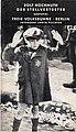 Rolf Hochhuth - Der Stellvertreter. Programmheft der Freien Volksbühne Berlin, 1963.jpg