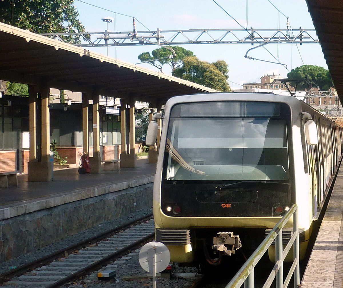 Rome–Lido railway - Wikipedia