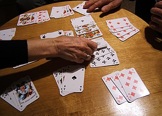 Robbers rummy Card game