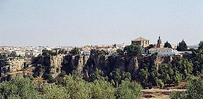 Puente Viejo Spagna Cartina.Ronda Spagna Wikipedia