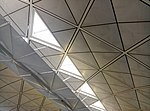 Roof structure of the Hong Kong International Airport from the inside.jpg