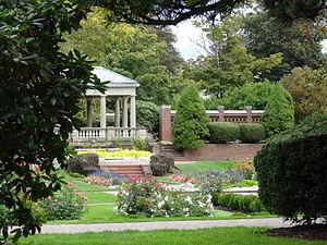 Beverly, Massachusetts - Rose Garden at Lynch Park