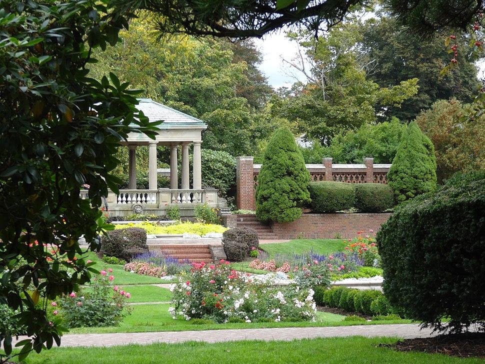 Rose Garden at Lynch Park