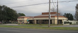 Jefferson, Louisiana - Rosedale branch library