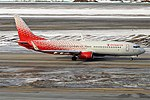 Rossiya, VQ-BVU, Boeing 737-8LJ (46715429715).jpg