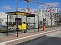 Rostock Joachim-Jungius-Straße bus stop 2020-03-22 02.jpg