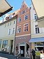 Rostock Kroepeliner Strasse 1 2011-05-25.jpg