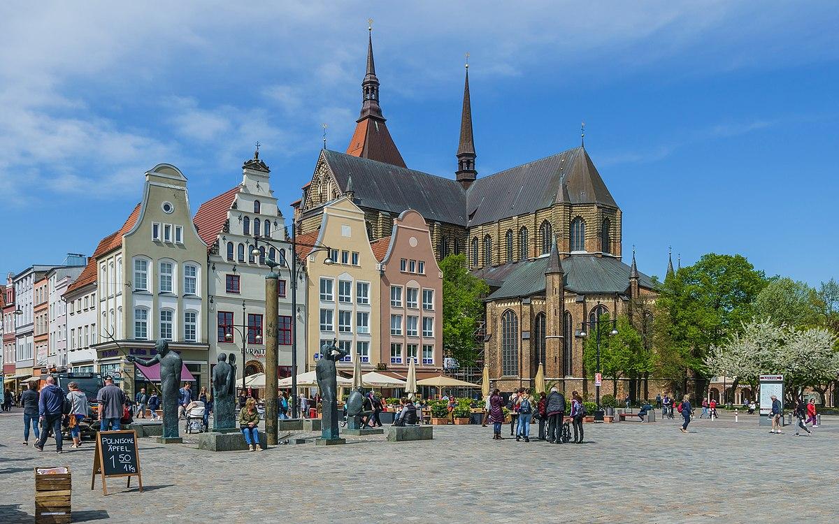 Dirne Rostock, Hansestadt