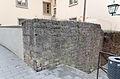 Rothenburg ob der Tauber, Stadtbefestigung, Mauer östlich Kobolzeller Tor, 001.jpg