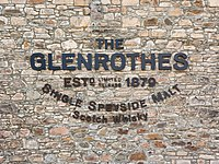 Rothes Glenrothes distillery letters.jpg