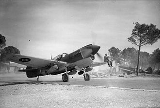 No. 450 Squadron RAAF - Image: Royal Air Force Italy, the Balkans and South east Europe, 1942 1945. CNA3493