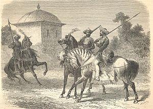 Royal Guard - Royal Guards in Baroda