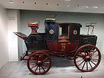 Royal Mail coach in the Science Museum (London) 02.jpg