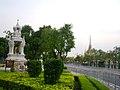 Royal crematorium of Bhumibol Adulyadej - 2560-10-13 (4).jpg
