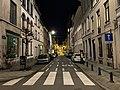 Rue Goffart (Ixelles) de nuit.jpg