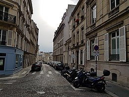 Image illustrative de l'article Rue de La Rochefoucauld