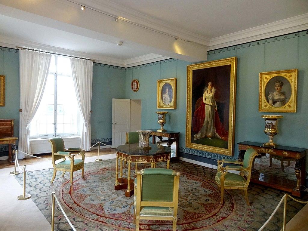 file rueil malmaison 92 ch teau de malmaison salon de l 39 empereur wikimedia commons. Black Bedroom Furniture Sets. Home Design Ideas