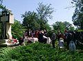 Rugăciune la Monumentul Eroilor.jpg
