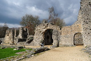 Ruins of Wolvesey Castle 3.JPG