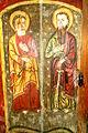 Rumunia, Desesti, wnętrze malowanej cerkwi, śś Piotr i Paweł(Aw58).jpg