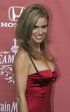 Betsy Russell - Russell in October 2007