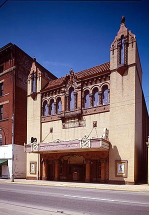 Russell Theater in Maysville
