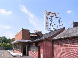Clifton, New Jersey - Rutt's Hut, in Clifton, was opened in 1928