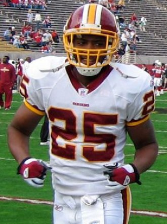 Ryan Clark (American football) - Clark during his initial tenure with the Redskins.