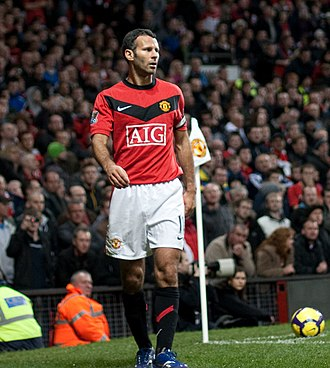 Manchester United F.C. - Ryan Giggs is the most decorated player in English football history.