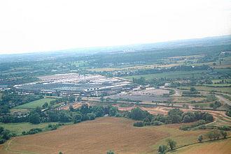 Ryton plant - Ryton (August 1994)