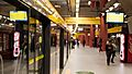 São Paulo Subway - A yellow session. After rush.jpg