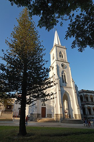 Beira, Mozambique - Beira Cathedral