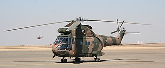 19 Squadron SAAF - Image: SAAF Puma 004