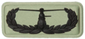SANDF Qualification Air Assault badge embossed.png