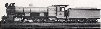 1912 in South Africa - Class 3B 4-8-2