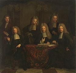 De regenten van het Leprozenhuis