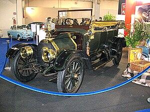 SCAT (automobile) - SCAT 15-20HP