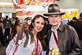 SDCC 2014 - Indiana Jones and sidekicks (14595420248).jpg