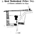SI Schloss Junkernhees Lageplan Ludorff 1903 a.png