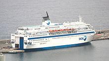 le mediterranée bateau