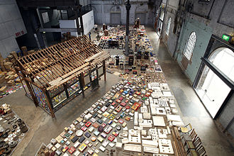 Carriageworks - Image: SONG DONG WASTE NOT