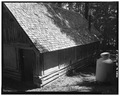 SOUTH SIDE - Paulina Lake IOOF Organization Camp, Cabin No. 7, Deschutes National Forest, La Pine, Deschutes County, OR HABS ORE,9-LAPI.V,1D-3.tif