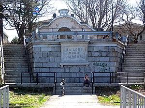 Sailors' Snug Harbor (Staten Island Railway station)