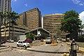 Sabana Grande Caracas. Avenida Casanova con Calle Villaflor, Centro Empresarial del Este y Torre América. Foto de Vicente Quintero.jpg