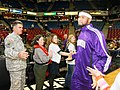Sacramento Kings player DeMarcus Cousins before the Kings' Military Appreciation Night game here Nov. 10, 2010.jpg