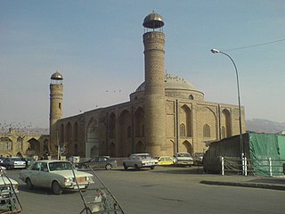 Saheb-ol-Amr Mosque mosque