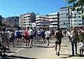 Saida 22ª Carreira pedestre popular 'Andar e correr' Baiona 2006.jpg