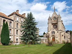 Image illustrative de l'article Abbaye Sainte-Colombe de Saint-Denis-lès-Sens